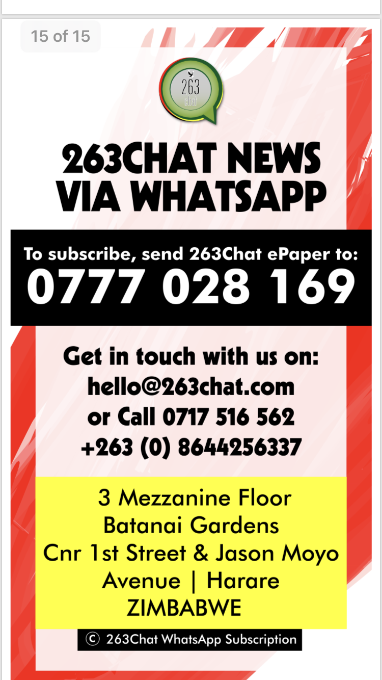 """WhatsApp has come in to fill the void"""": In Zimbabwe, the future of"""