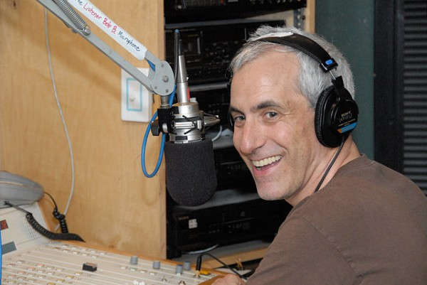 WFMU General Manager and DJ Ken Freedman