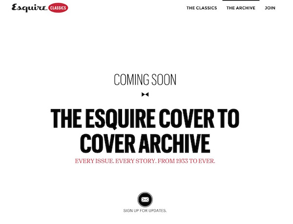ArchivesEsquire