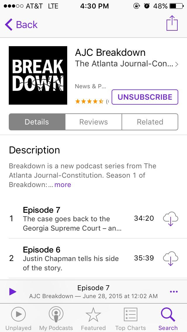 Breakdown-AJC-screenshot