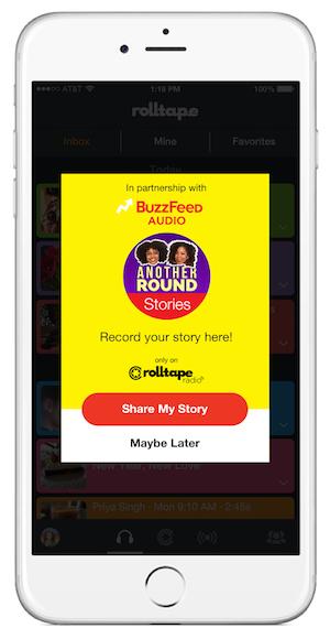 BuzzFeed Rolltape 1
