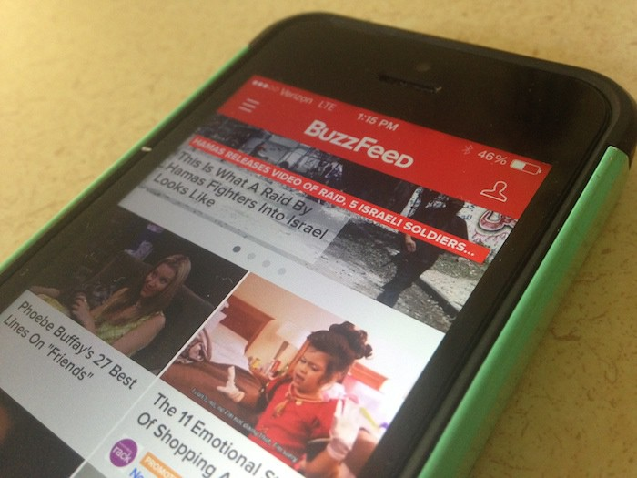 BuzzFeed is building a new mobile app just for news — theirs
