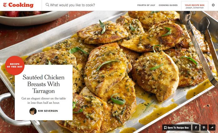 The new york times is now charging for its cooking site nieman the new york times is now charging for its cooking site forumfinder