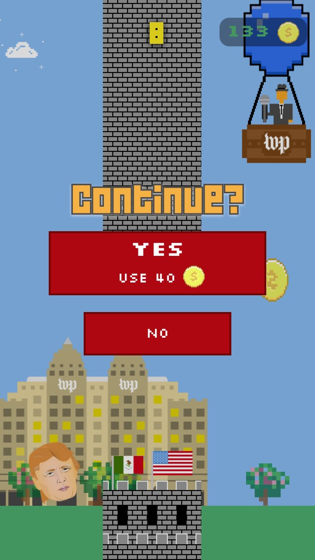 Floppy-Candidate-WP-game-over