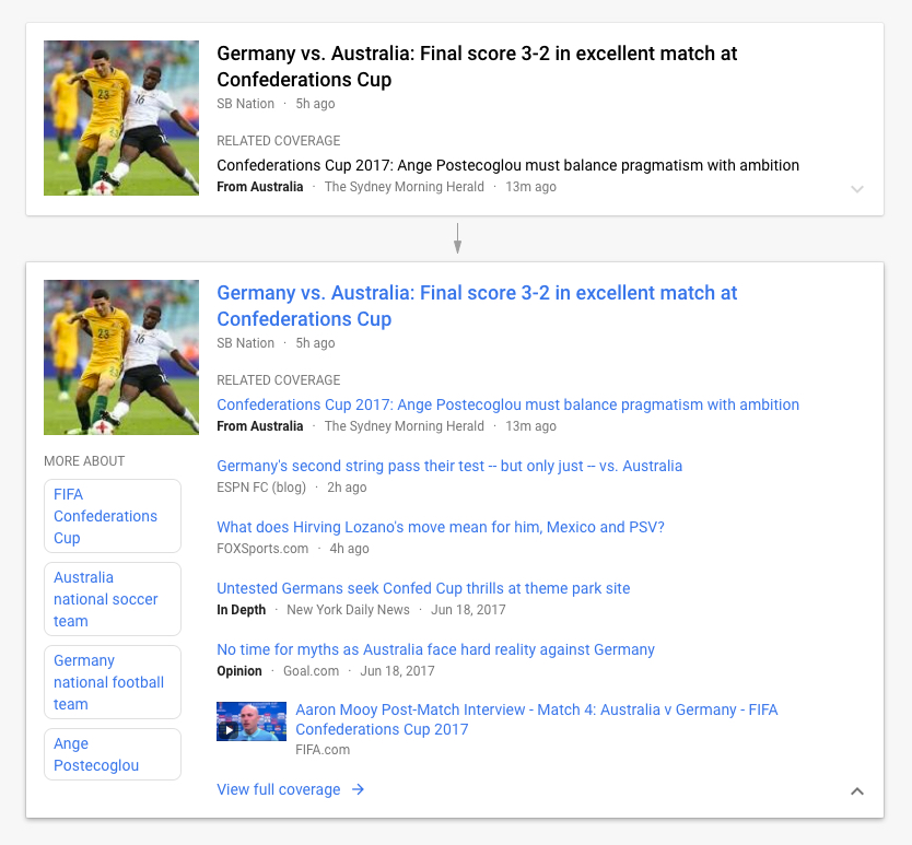 Google News becomes more readable with refreshed interface