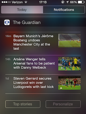 iOS 8: How 5 news orgs have updated their apps for Apple's