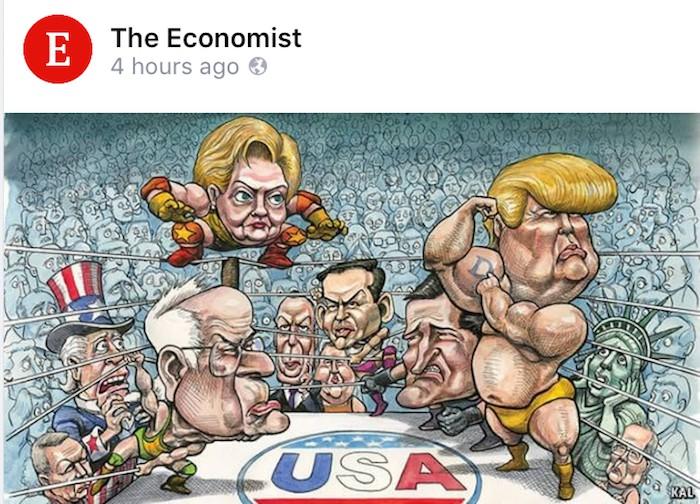 The Economist Line