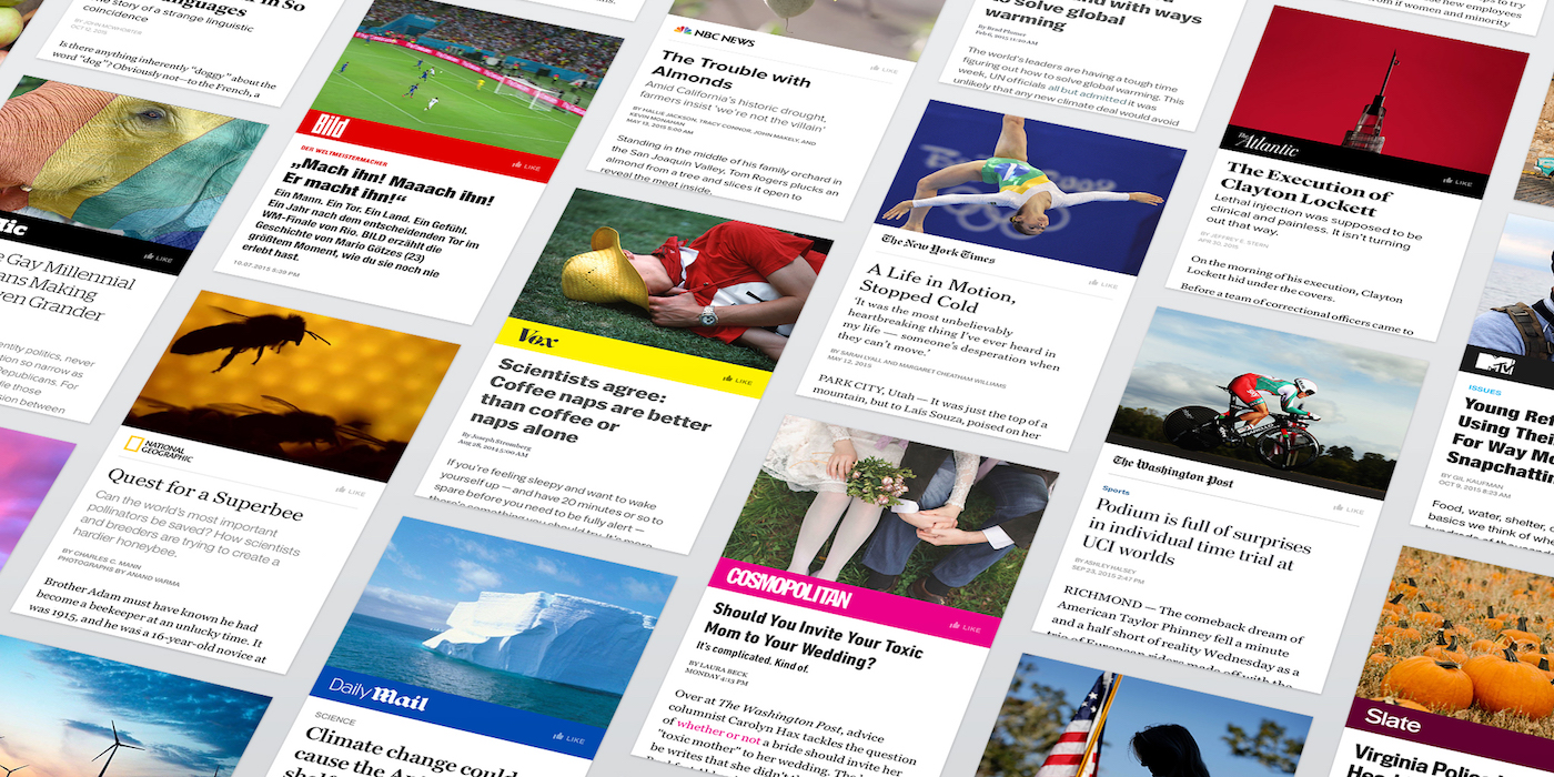How Publishers Are Using Facebook Instant Articles Nieman Journalism Lab