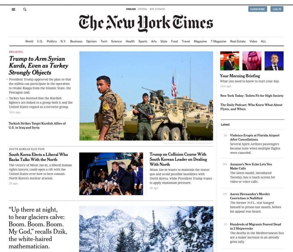 new york times epaper pdf