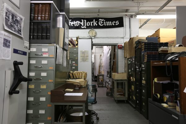 The New York Times is digitizing more than 5 million photos dating back to the 1800s