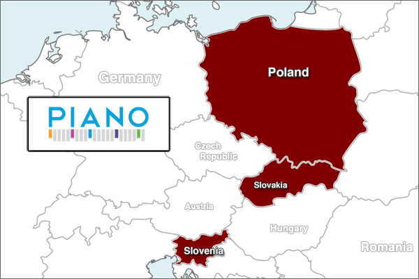 Piano Media in Central Europe
