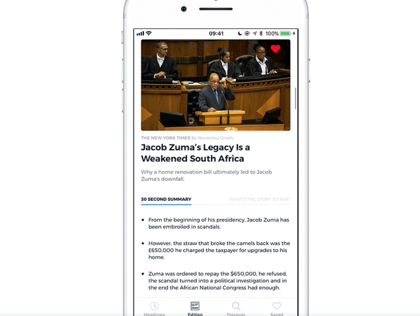 An AI editor and story summaries are helping Compass News become a go-to app for non-news junkies