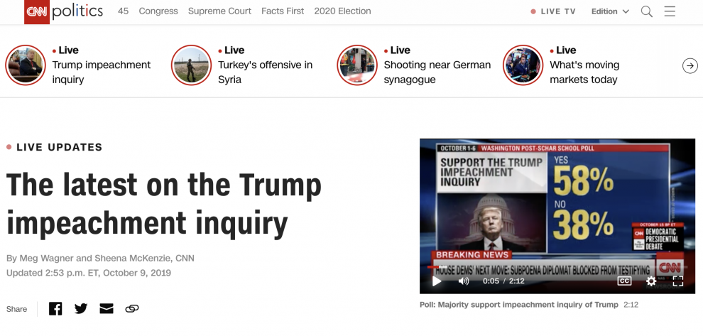From live blogs to time capsules: How CNN is trying to put its breaking news into context