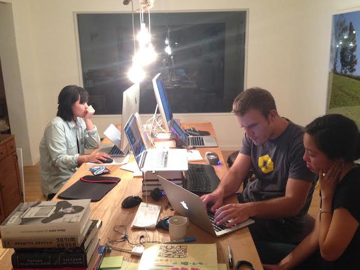 WNYC Schoolbook team