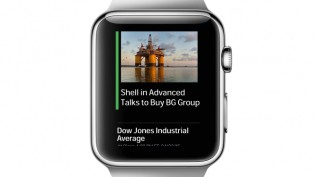 Wall Street Journal Apple Watch