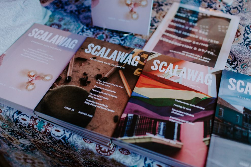 "Five years in, Scalawag is reframing who gets included in ""the South"" (and how to build a business off it)"