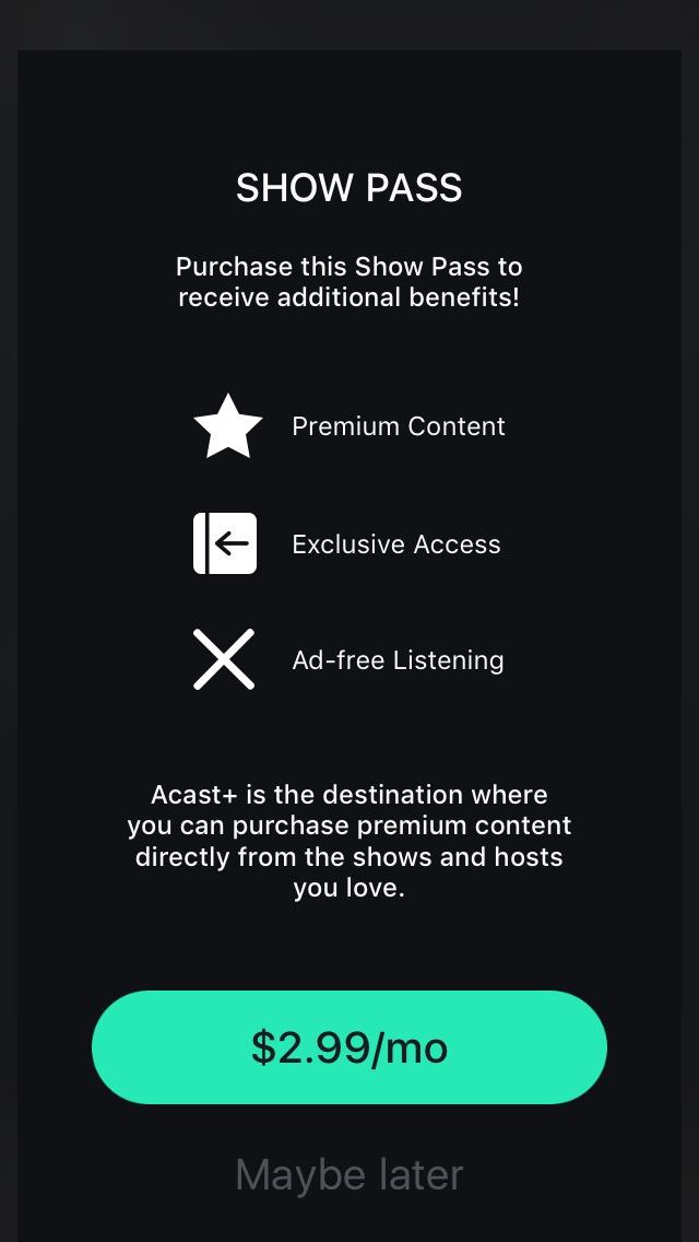 acast-plus-show-cost