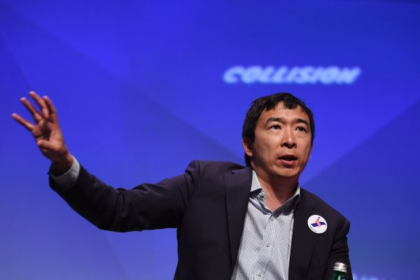 Andrew Yang, the most meme-able 2020 candidate, also wants to save journalism