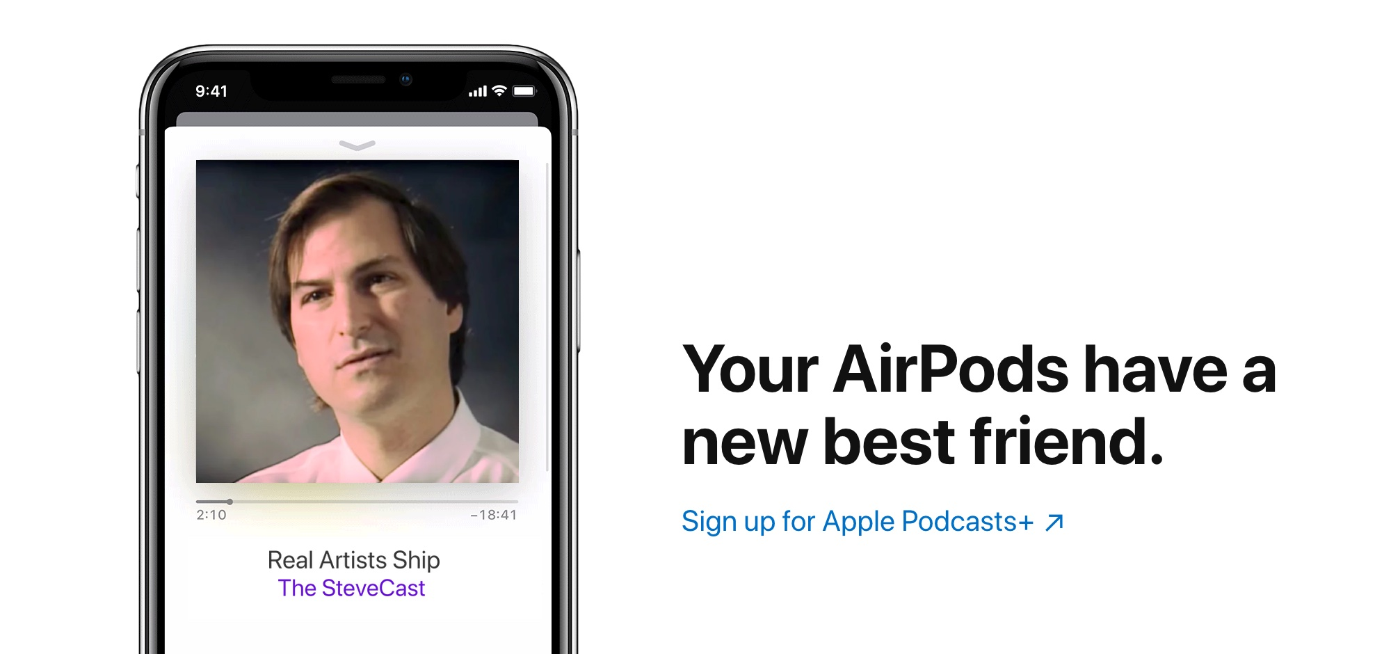 How do exclusive podcasts fit into the forever war between