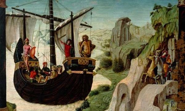 Jason and the Argonauts, Lorenzo Costa