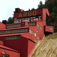 Argo Gold Mine & Mill (Vilseskogen via Flickr)