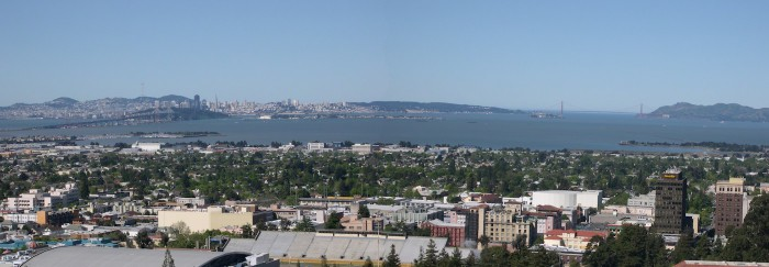 berkeley panorama