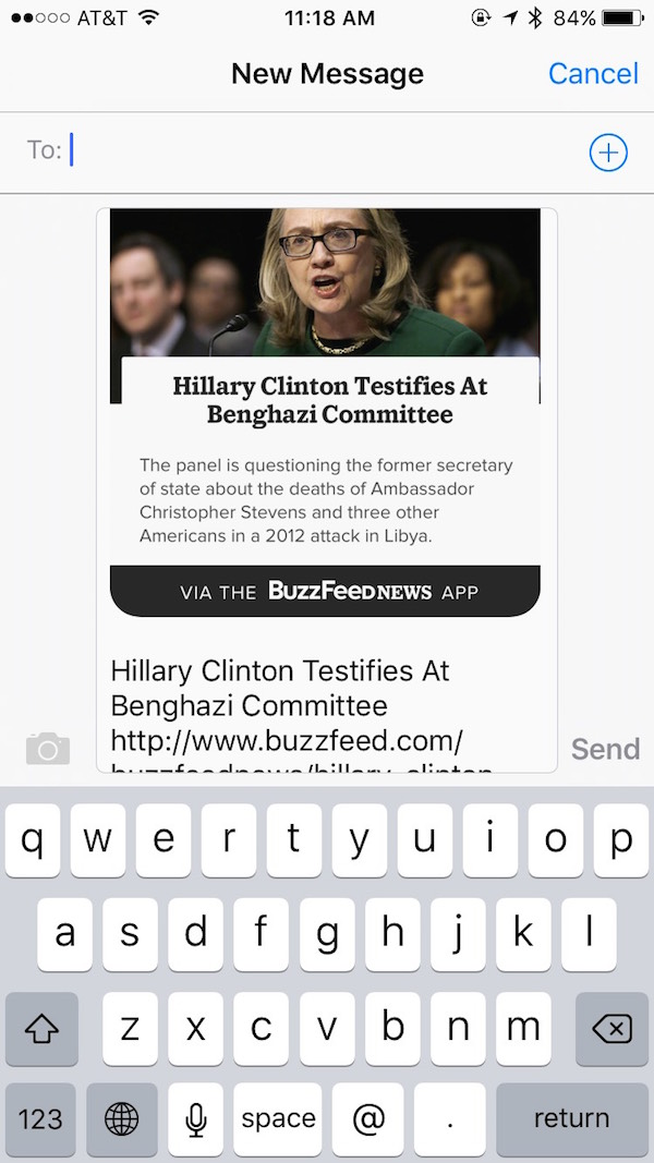 buzzfeed-news-app-sms-text-share