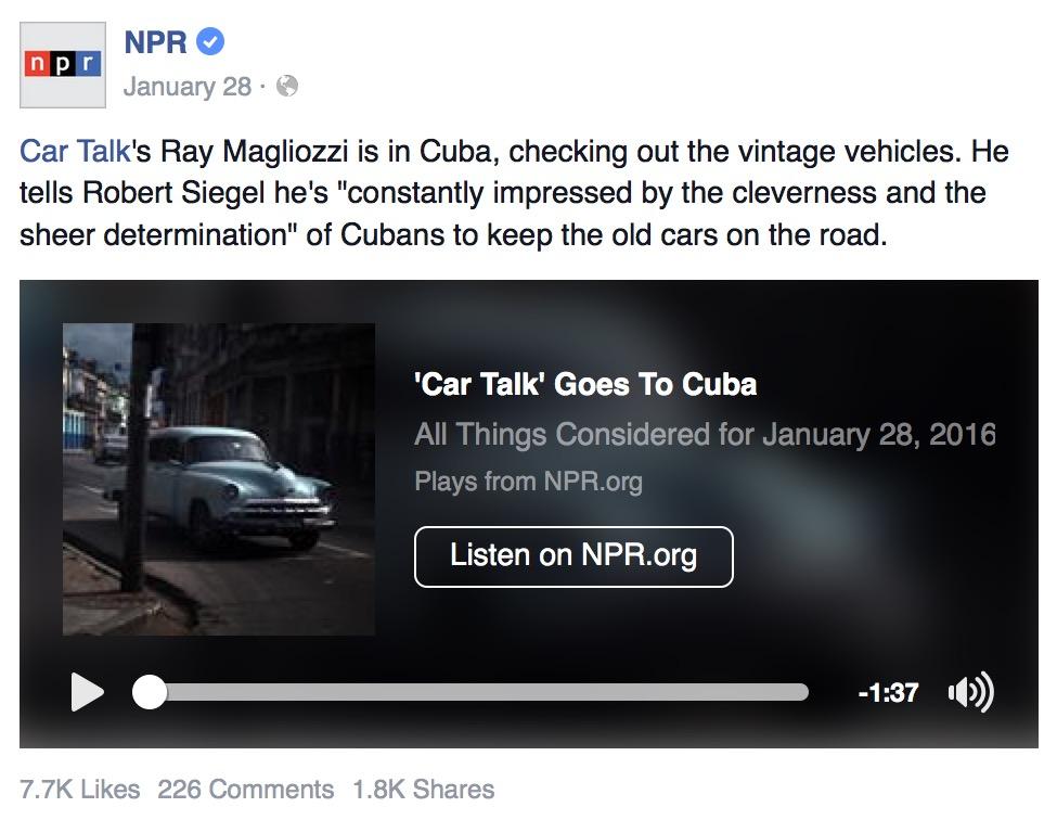 car-talk-cuba-npr