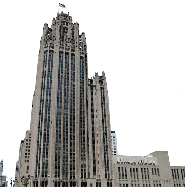 chicago-tribune-building