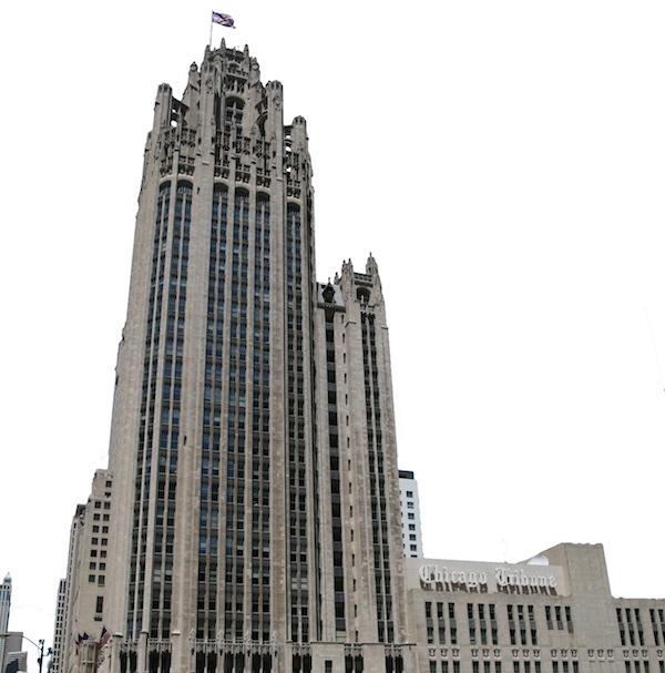 chicago-tribune-building