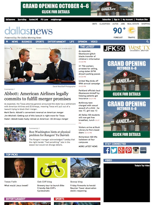 dallasnews-frontpage-old