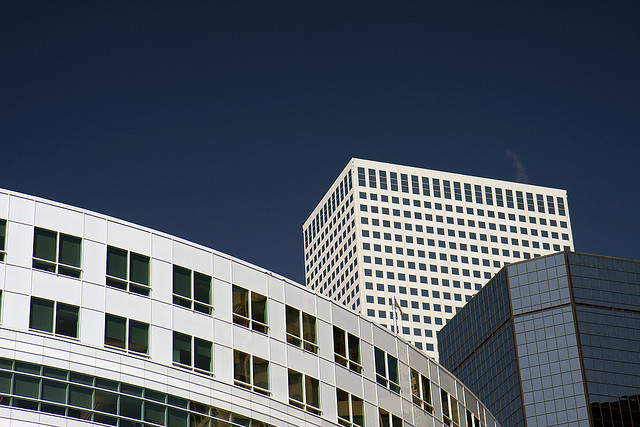 The Denver Post building