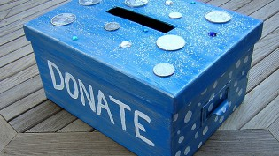 donation box cc