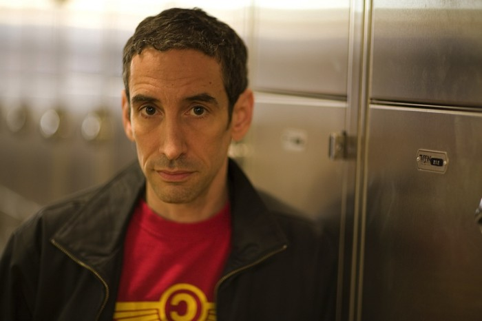 Douglas Rushkoff wants you to quit TweetDeck and just read a book (preferably his)