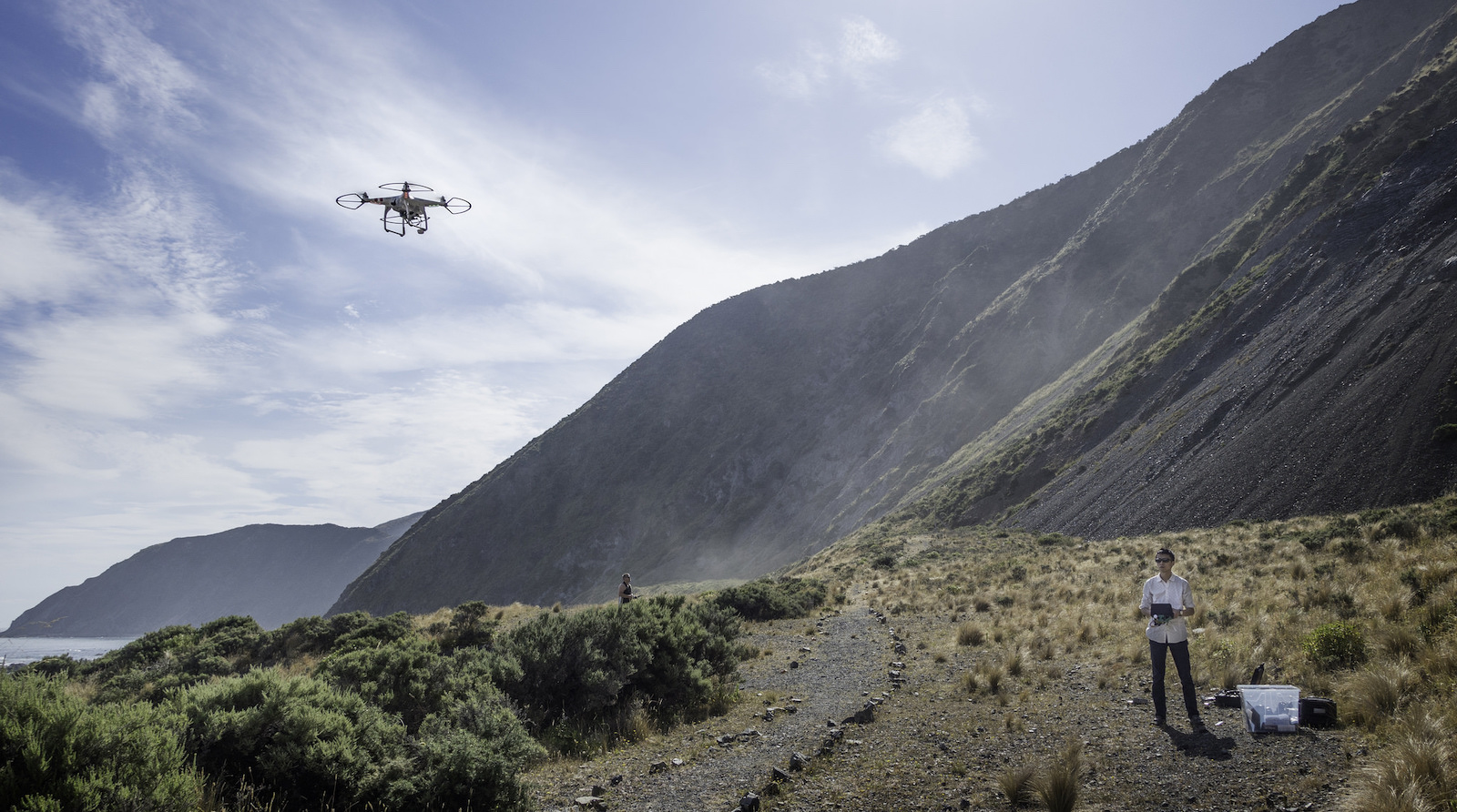 A new proposed law would turn drone journalism into a swarm