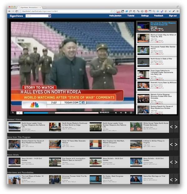 eigennews-screenshot