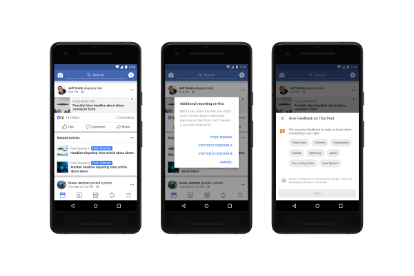 Full Fact has been fact-checking Facebook posts for six months. Here's what they think needs to change