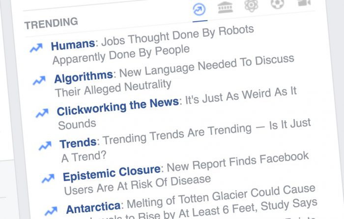 Facebook Is Shutting Down Its Trending Topics For News Module Will Any Of Its New Features For Publishers Last Nieman Journalism Lab