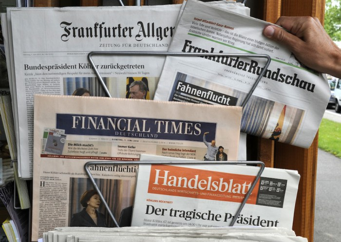 german-newspapers-ap