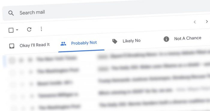 Ever wonder why Gmail doesn't put your newsletter in subscribers' primary inbox?