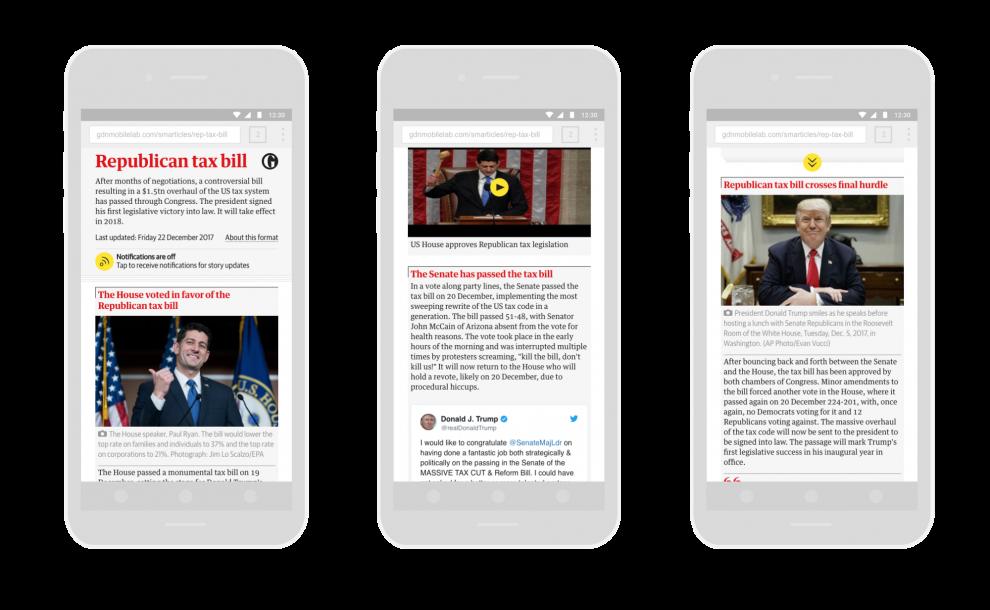 platform-focused news