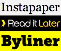 Instapaper, Read It Later, Byliner