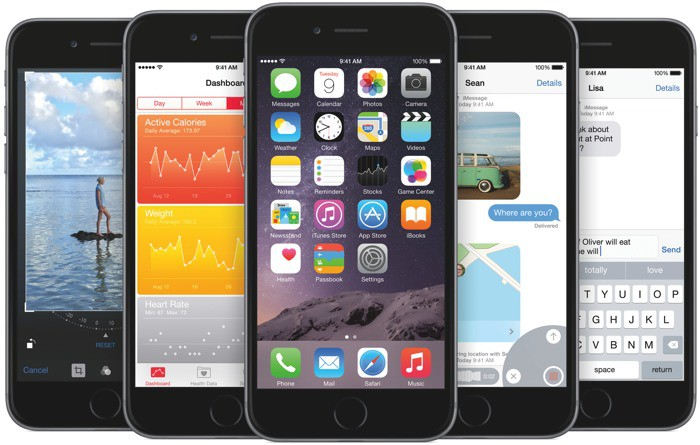iOS 8: How 5 news orgs have updated their apps for Apple's new