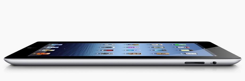 ipad 3 flat 990 Công ty trái táo sắp đưa ra hàng thay thế ipad đời đầu: ipad 2