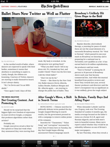 NYT readies a free iPad app for those who don't want to pay