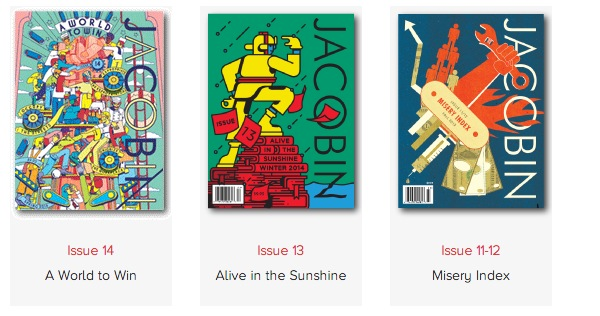 jacobin covers