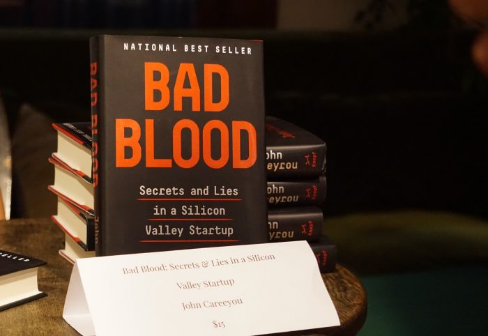 Bad blood? The Wall Street Journal apparently wants its reporters to pay to use their own reporting in books