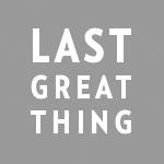 Last Great Thing logo