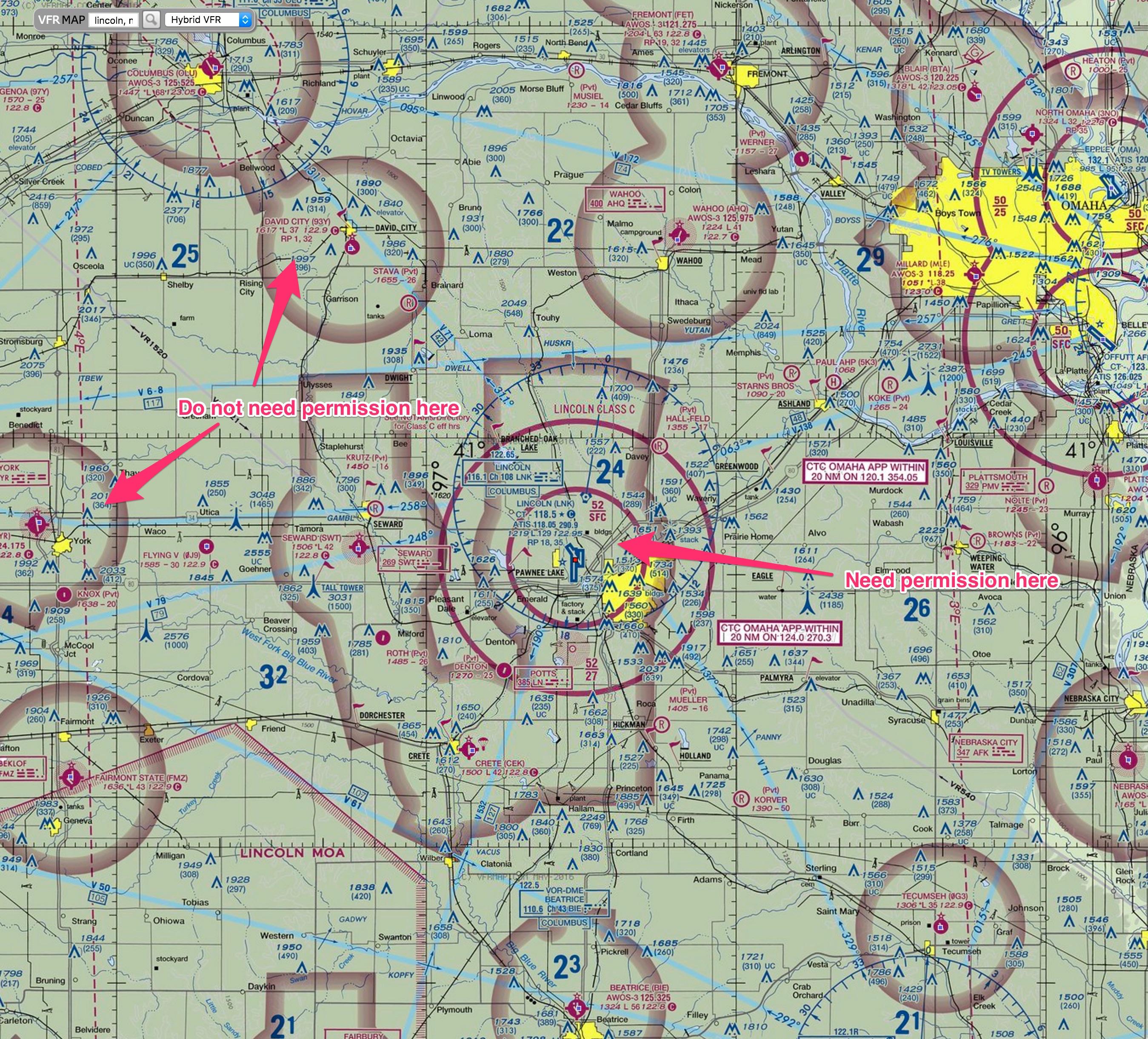 Lincoln Nebraska Drone Map