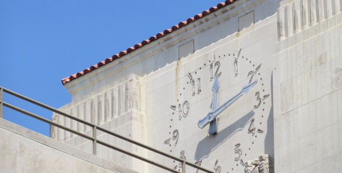 los-angeles-times-clock-cc